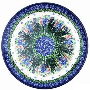 Ceramika Artystyczna Dinner Plate Prairie Summer Signature