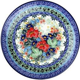 Ceramika Artystyczna Dinner Plate U4723 Signature
