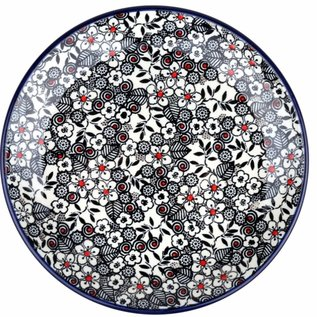 Ceramika Artystyczna Dinner Plate Simplicity In Bloom Signature