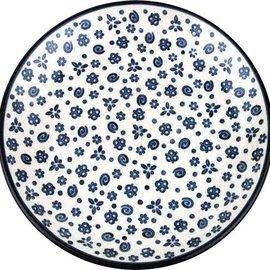 Ceramika Artystyczna Dinner Plate Pretzel