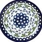 Ceramika Artystyczna Dinner Plate Royal Daisies