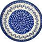 Ceramika Artystyczna Dinner Plate Petit Point