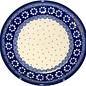 Ceramika Artystyczna Dinner Plate Madison Avenue