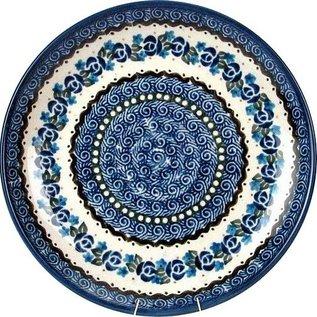 Ceramika Artystyczna Dinner Plate Sweetheart Rose