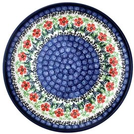 Ceramika Artystyczna Dinner Plate 1916X