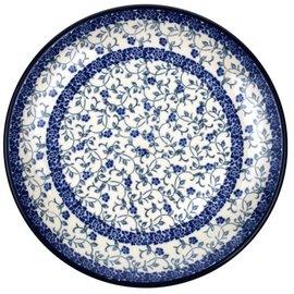 Ceramika Artystyczna Dinner Plate Meadow Brocade