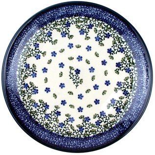 Ceramika Artystyczna Dinner Plate Meadow Messenger