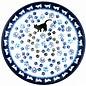 Ceramika Artystyczna Dinner Plate Meow