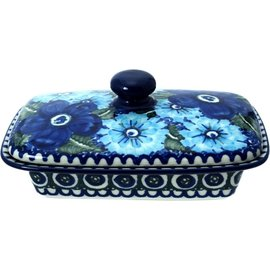 Ceramika Artystyczna Flat Butter Dish U0586 Signature 4