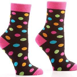 Sox Womens Polka Dots Size: 6-10