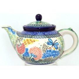 Ceramika Artystyczna Teapot Size 3 Antoinette Signature