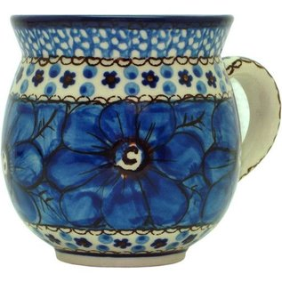 Ceramika Artystyczna Bubble Cup Small Cosmos Blue Signature 4