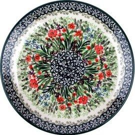 Ceramika Artystyczna Dinner Plate U4335 Signature