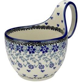 Ceramika Artystyczna Soup Cup Meadow Ivy