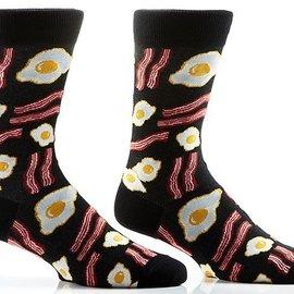 Sox Mens Bacon & Eggs Size: 7-12