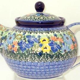 Ceramika Artystyczna Teapot Size 3 Chateau Signature