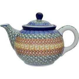 Ceramika Artystyczna Teapot Size 2 Autumn