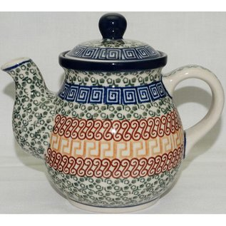 Ceramika Artystyczna Bedtime Teapot Size 2 Autumn