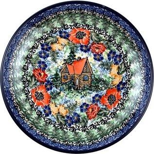 Ceramika Artystyczna Dinner Plate U4018 Signature 3.5