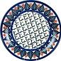 Ceramika Artystyczna Luncheon Plate Autumn Spruce