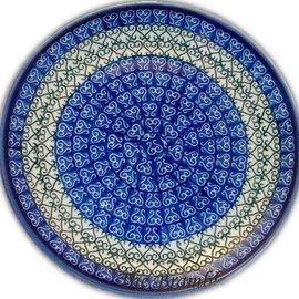 Ceramika Artystyczna Luncheon Plate Filigree