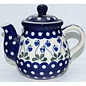 Ceramika Artystyczna Bedtime Teapot Size 2 Royal Hanging Hearts