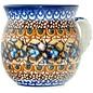 Ceramika Artystyczna Bubble Cup Small Cottage Amber Signature 3.5