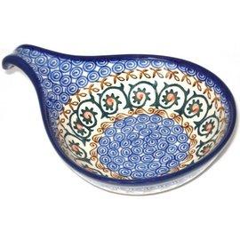 Ceramika Artystyczna Spoon Rest Size 2 Dreamland
