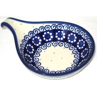 Ceramika Artystyczna Spoon Rest Size 2 Madison Avenue