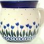 Ceramika Artystyczna Bubble Cup Medium Winter Tulips