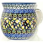 Ceramika Artystyczna Bubble Cup Small Cottage Yellow Signature