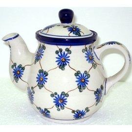 Ceramika Artystyczna Bedtime Teapot Size 1 Daisy Chain N