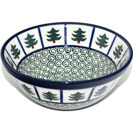 Ceramika Artystyczna Kitchen Bowl Size 1 Evergreen
