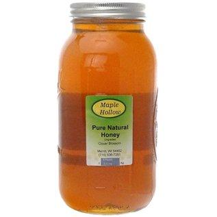 Maple Hollow Honey Clover Blossom Glass, Extra Large 6 lb.