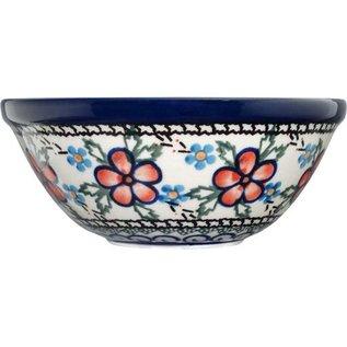 Ceramika Artystyczna Kitchen Bowl Size 2 Apple Blossom Pink