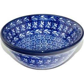 Ceramika Artystyczna Kitchen Bowl Size 2 Blue Silk