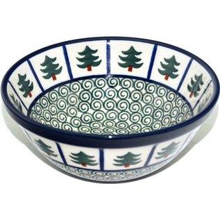 Ceramika Artystyczna Kitchen Bowl Size 2 Evergreen