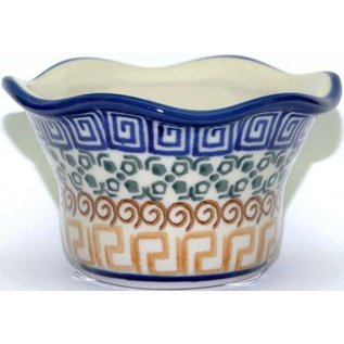 Ceramika Artystyczna Votive Holder Autumn