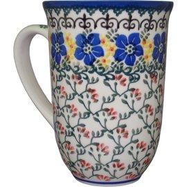 Ceramika Artystyczna Bistro Cup Charlotte's Garden