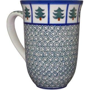 Ceramika Artystyczna Bistro Cup Evergreen
