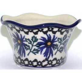 Ceramika Artystyczna Votive Holder Periwinkle