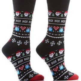 Sox Womens Christmas Size: 6-10