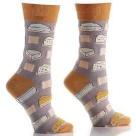 Sox Womens Cheese Size: 6-10