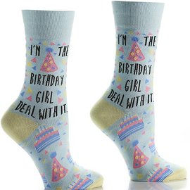 Sox Womens Birthday Size: 6-10
