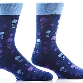 Sox Mens: Jellyfish