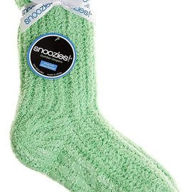 Shea Butter Socks, Soft Green