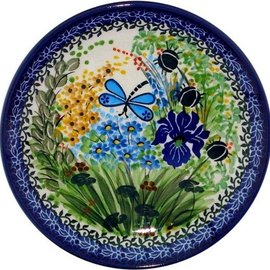 Ceramika Artystyczna Luncheon Plate Isabella Signature