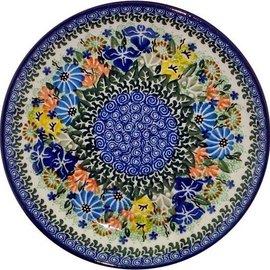 Ceramika Artystyczna Luncheon Plate Chateau Signature