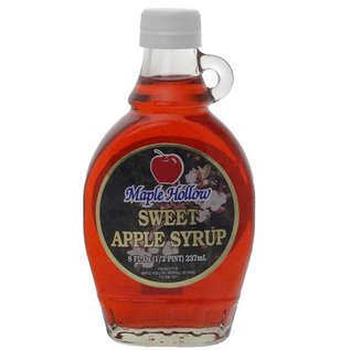 Maple Hollow Sweet Apple Syrup 8 oz