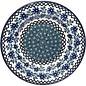 Ceramika Artystyczna Pasta Bowl Periwinkle